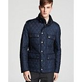 Burberry Brit Russell Quilted Jacket #LETYOURSELFGO