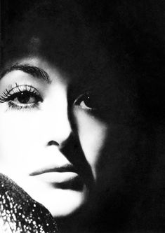Available now at: www.etsy.com/shop/vintageimagerystore Hollywood Cinema, Classic Hollywood, Vintage Black Glamour, Joan Crawford, Female Stars, Best Actress, Prints For Sale, Monochrome, A4 Size