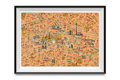 CITIx60 Art Print Project is an extension of CITIx60 City Guide, a creative collaboration between viction:ary and skilled artists. All CITIx60 Art Prints are signed and numbered, published after the city guides.