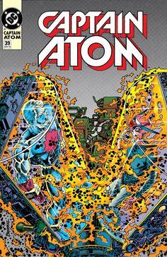 Captain Atom (1986-1991) #39 DCCOMICSNEWS.COM
