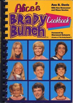 by Ann B. Davis   Vintage Celebrity Cookbooks You Probably Didn't KnowExisted