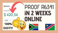 Make Money Online, How To Make Money, South Africa, Day