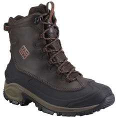 Buy the Columbia Bugaboot Waterproof Insulated Pac Boots for Men - Stout/Cedar and more quality Fishing, Hunting and Outdoor gear at Bass Pro Shops. Snow Boots, Columbia, Mens Winter Boots, Plein Air, Western Boots, Outdoor Gear, Hiking Boots, Combat Boots