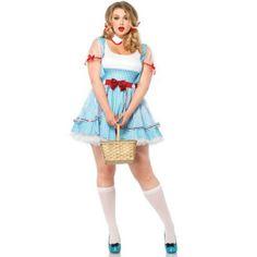 492a6103dc0 Halloween Costumes Women - Leg Avenue Women s Plus-Size 2 Piece Oz Beauty  Costume