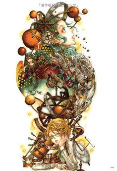 Amazon.co.jp: 尚月地イラスト集 ノスタルヂア: 尚 月地: 本(Nao tsukiji)