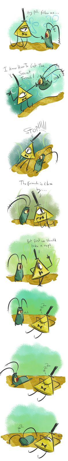 bill be trollin by coffeebandit.deviantart.com on @DeviantArt