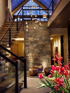 Contemporary Entry Design
