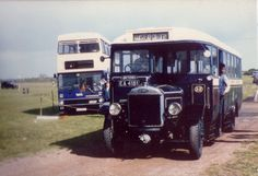 Chasewater Railway Museum  A few more pics of a Chasewater Transport Event This time, old buses and coaches, taken probably in the 1970s.