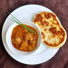Quick & Easy Butter Chicken - inject a burst of flavor to wake up your weekday dinner menu...and plan for leftovers, this recipe is so good everyone will want it again the next day!