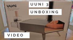 Uuni 3 Unboxing