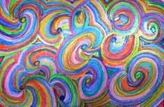 Color burst by Desiree Veltsema