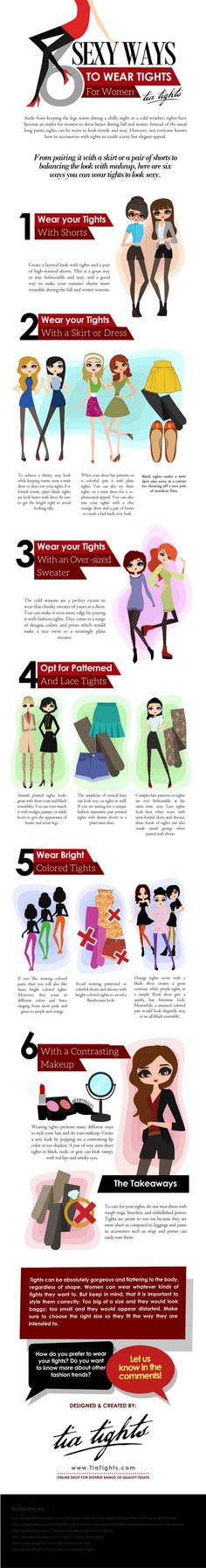 Fashion infographic & data visualisation ways to wear tights for women Infographic Description ways to wear tights for women - Infographic Source Fashion Tips For Women, Womens Fashion For Work, Fashion Infographic, Dressing, Fashion Vocabulary, Collar Designs, How To Wear Scarves, Skinny, Personal Stylist