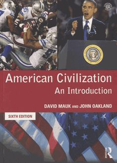 This book provides students of American studies with the perfect background and introductory information on contemporary American life. This sixth edition examines the central dimensions of American society from geography and the environment, government and politics, to religion, education, sports, media and the arts. It covers all core American studies topics at introductory level, contains essential... Cote : 9-4731 MAU