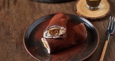 Tiramisu-palacsinta recept | Street Kitchen Tiramisu, Donuts, French Toast, Sweets, Baking, Breakfast, Desserts, Food, Kitchen