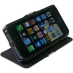 Secure Flip Case w/ Stand for #iPod touch (5th gen.), Black Matrix $18.99 From #DayDeal