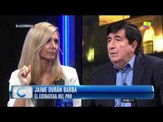 """Durán Barba, mano a mano con Majul: """"Es necesario que Macri sea reelecto"""" Hands"""