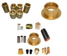#BrassBushes:  We manufacture and export wide assortment of #BrassBushes #BronzeBushing  #BrassThreadedbushes #BrassBushings #BrassConduitbushes  which are competitively priced. . These are manufactured using premium quality Brass and Bronze  that is procured from our own extrusion mill.. Our bushes show excellent durability and resistance to corrosion, moisture & temperature variations. Our  range is offered as per the specifications of clients.