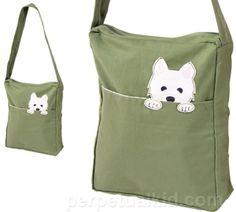 Westie Bag! I want to MA