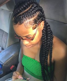 56 Best Feed In Braids Images African Braids Plaits Hairstyles