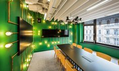 Opera's new headquarters features elements made from nearly one thousand old…