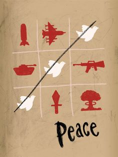 """""""All we are saying, is GIVE PEACE A CHANCE"""""""