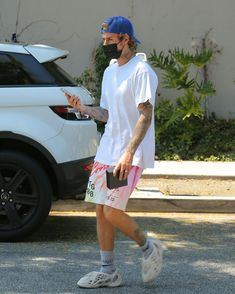 Justin Bieber Style, Justin Bieber Pictures, Canadian Boys, Great Life, Hailey Baldwin, Celebs, Celebrities, I Tattoo, Celebrity Style