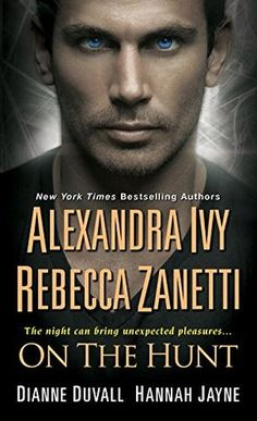 REVIEW:  ON THE HUNT anthology by Alexandra Ivy Rebecca Zanetti ,   Dianne Duvall and Hannah Jayne at The Reading Cafe at The Reading Cafe:  http://www.thereadingcafe.com/on-the-hunt-anthology-by-alexandra-ivy-rebecca-zanetti-dianne-duvall-and-hannah-jayne-a-review/