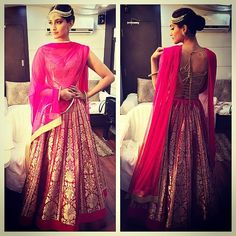 How To Choose A Perfect Indian Wedding Dress According To Your Skin Tone - BollywoodShaadis.com