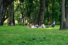 Kalamajan puisto on viihtyisä piknikpaikka, josta löytyy vanha kellotorni sekä leikkikenttiä ja polkuja, joita on hauska risteillä. Kalamajan puisto on myös puistohautausmaa. Ensimmäiset kirjalliset maininnat Kalamajan hautausmaasta ovat vuodelta 1561. Puistoksi alue muutettiin vuonna 1964 ja luonnonsuojelualue siitä tuli vuonna 1993. #kalamaja #eckeröline #tallinna #tallinn Tuli, Dolores Park, Travel, Viajes, Destinations, Traveling, Trips