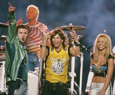 2OO1 - Quite possibly the best Super Bowl halftime show of all time... That is, until Beyonce kills it tomorrow.