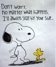 That's Snoopy for you...