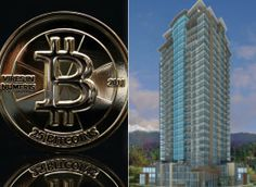 Bitcoins can buy you properties now.