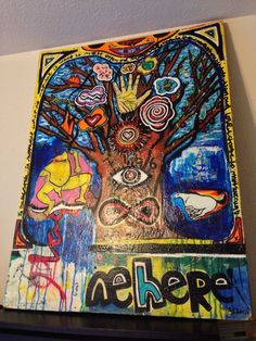 #7166 Theme #Vernacular #Mural #Art Antjuan Oden OOAK Original  #Painting #Illuminati ? #Independent #CharlesBarkley #Charles #Barkley #Chuck #ChuckArt #Art #Painting this is the type of art/artist that you could classify the current #SirCharles as being #NBA #NBATNT #TNT #CelebrityArt #IlluminatiArt #IlluminatiPainting #NBAArt #NBAPainting #Warriors #Dubs #Curry #StephenCurry #Champs #ChampionArtist