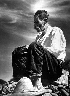 El Quijote mexicano, 1944  Leo Matiz