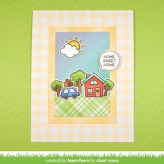 Hello and Welcome to our March Inspiration Week! We are showcasing 5 new stamp sets, 4 new standalone die sets and our Gotta Have Gingham Paper Collection! All of these products are available now at www.lawnfawn.com and at your favorite crafty stores. We already have three places you can leave comments to win: Our BigRead more