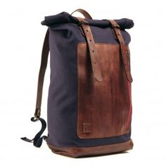 Zaino Sailor's Backpack - Darkbrown version by Disappear