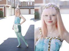 living the mermaid dream
