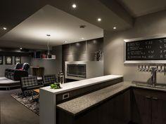 Image of: modern basement bar ideas finished basement contemporary basement bar design pictures remodel decor Finished Basement Designs, Basement Bar Designs, Basement Ideas, Basement Bars, Basement Decorating, Decorating Ideas, Basement Colors, Dark Basement, Interior Decorating