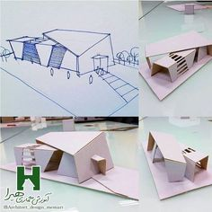 Like times, 22 comments – HARRA Architecture Education IRAN ( … - Architecture Folding Architecture, Maquette Architecture, Concept Models Architecture, Architecture Model Making, Conceptual Architecture, Architecture Concept Diagram, Pavilion Architecture, Education Architecture, Architecture Design