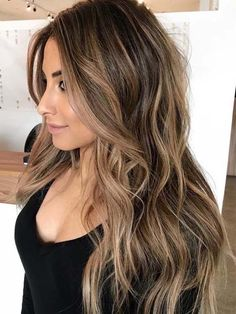 30 Latest Bronde Highlights & Hair Colors for 2018 Still looking for latest hair colors to wear nowadays? Visit this page for amazing styles of bronde hair colors and its beautiful highlights to show off right now. This stunning hair color is worn by Hair Color And Cut, Ombre Hair Color, Hair Color Balayage, Cool Hair Color, Bronde Haircolor, Brown Balayage, Long Bronde Hair, Brown Hair With Highlights, Hair Color Highlights