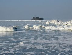 Winter scenery in the eastern part of the Gulf of Finland. Winter Scenery, Baltic Sea, Finland, Maine, National Parks, Coast, Waves, Outdoor, Outdoors