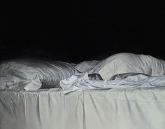 Bed 100 × 100 cm, oil on canvas Still Life, Oil On Canvas, The 100, Behance, Contemporary, Craft, Gallery, Bed, Check