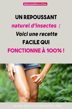 Un repoussant naturel d'insectes : Voici une recette facile qui fonctionne à 100% ! Homemade Cleaning Products, Go Green, Beauty Skin, Voici, Good Things, Organization, Insecticide, Diy, Inspiration