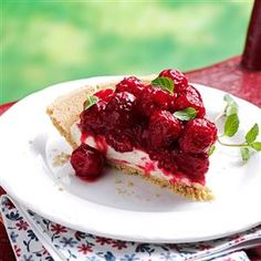 Very Raspberry Pie Recipe -We live along a 130-year-old railroad track (our house once was a train station) and during a couple weeks every year, it is edged with wild raspberries. I use those raspberries for this incredibly delicious pie. —Kathy Jones, West Winfield, New York
