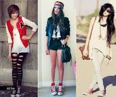 Resultado de imagem para roupas estilosas