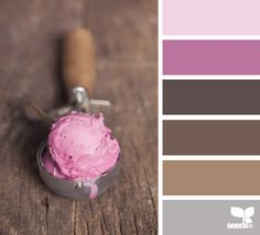 scooped palette - design seeds