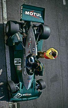 Jean-Pierre Beltoise (Netherlands 1974) #F1