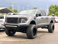 trucks lifted diesel trucks lifted diesel Image may contain: tree, sky, car and outdoor Fab Fours Body Kits Offers Fabulous Fabrication Nissan Titan Lifted, Nissan Titan Truck, Nissan Trucks, Lifted Chevy Trucks, Gmc Trucks, Pickup Trucks, Truck Memes, Truck Quotes, Nissan Diesel Truck
