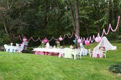Fairy Ballerina Party Birthday Party Ideas | Photo 32 of 118 | Catch My Party