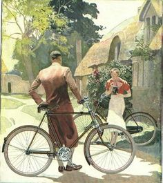 Raleigh Bicycle poster | Flickr - Photo Sharing!